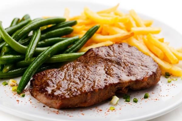 Рецепт отбивных из говядины фото