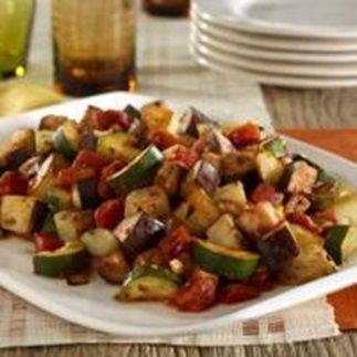 рагу с мясом баклажанами и кабачками рецепт с фото