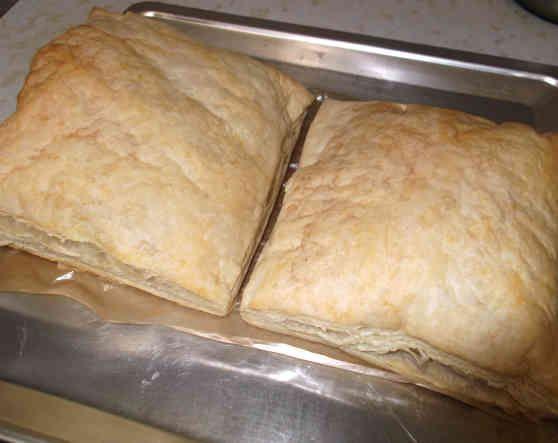 Торт наполеон из слоеного бездрожжевого теста рецепты