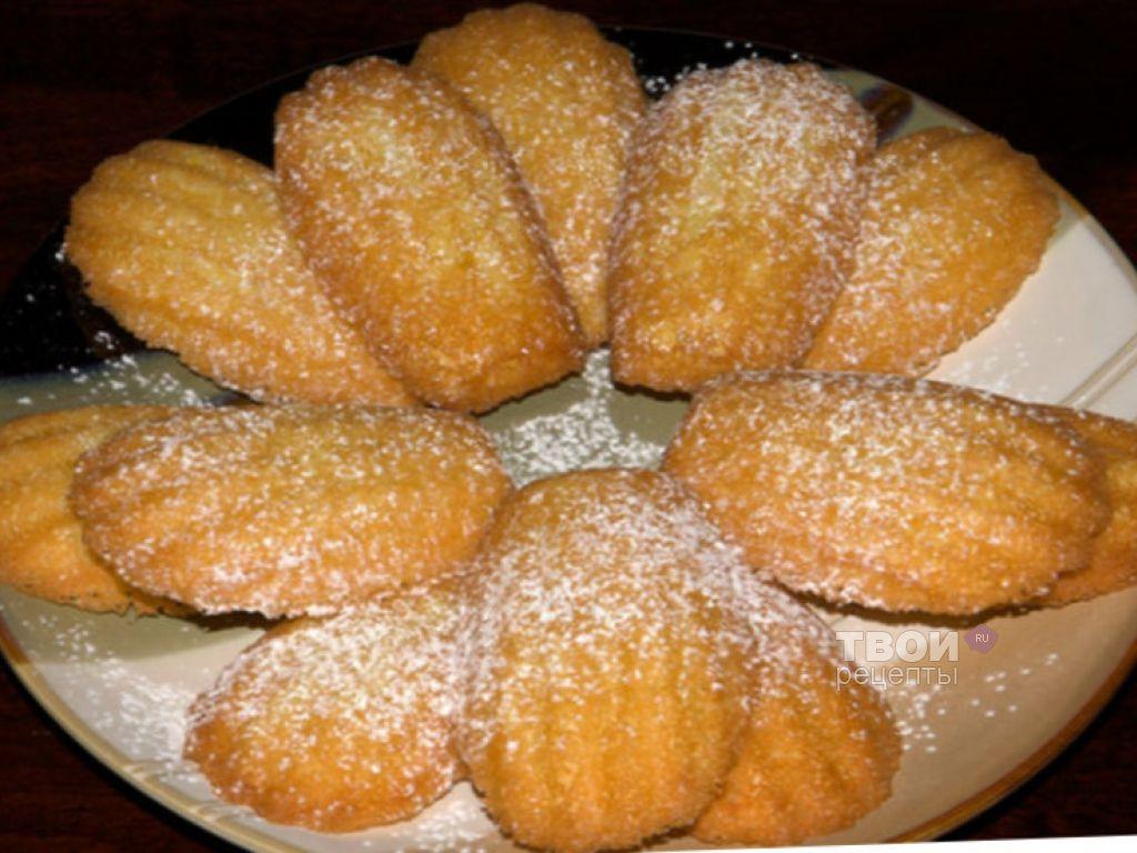 пирожное песочное-глазированное рецепт #5