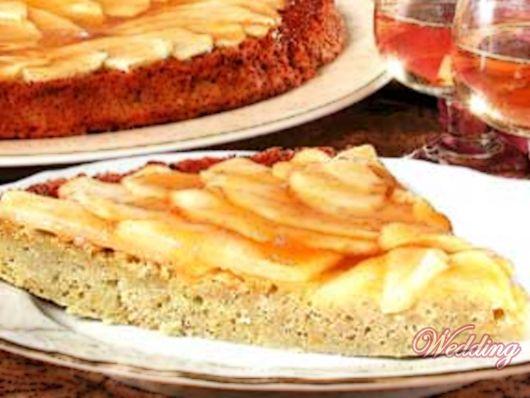 пирог с яблоками и морковью рецепт
