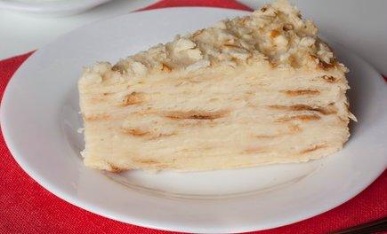 Быстрый наполеон рецепт пошагово