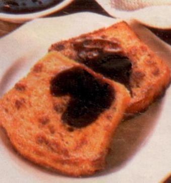 Картофельный пирог с изюмом